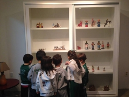 Visita a Galeria de Arte